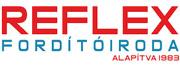 Reflex Fordítóiroda Logo